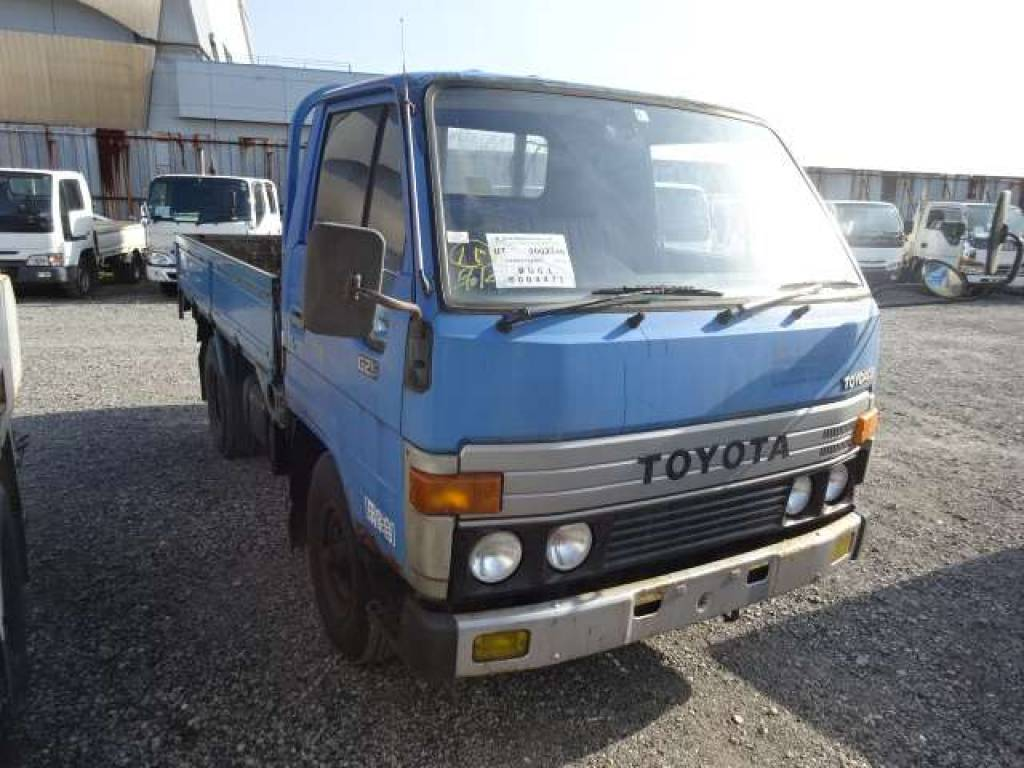 Used 1987 MT Toyota Dyna Truck BU61 Image[1]