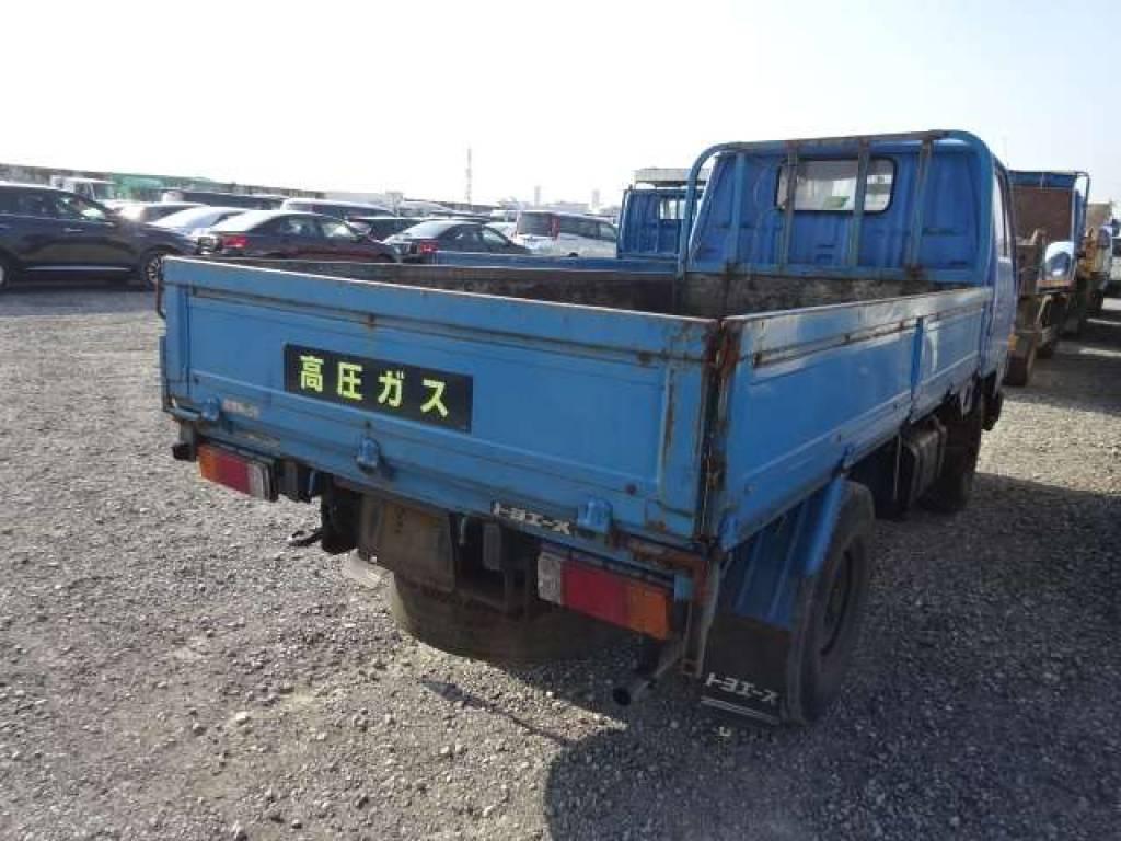 Used 1987 MT Toyota Dyna Truck BU61 Image[2]