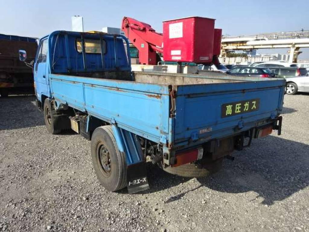 Used 1987 MT Toyota Dyna Truck BU61 Image[3]