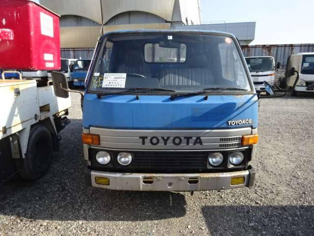 Used 1987 MT Toyota Dyna Truck BU61 Image[7]