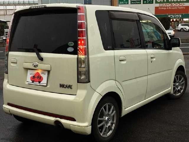 Used 2006 AT Daihatsu Move CBA-L150S Image[2]