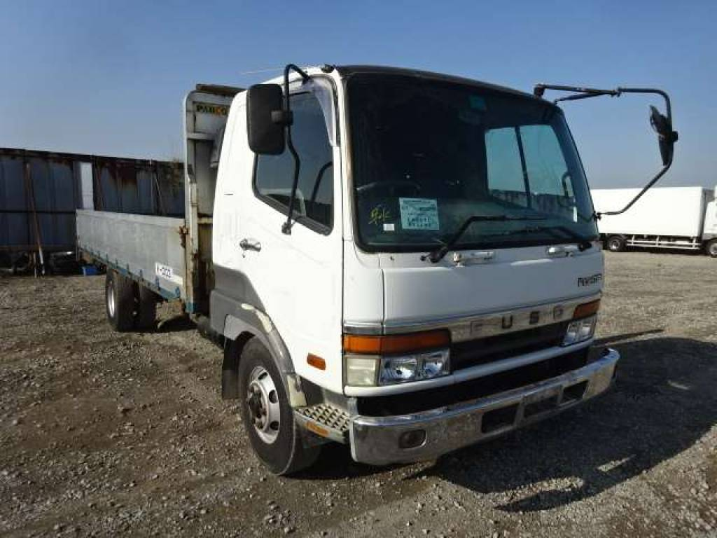Used 1996 MT Mitsubishi Fuso Fighter FK617J Image[0]
