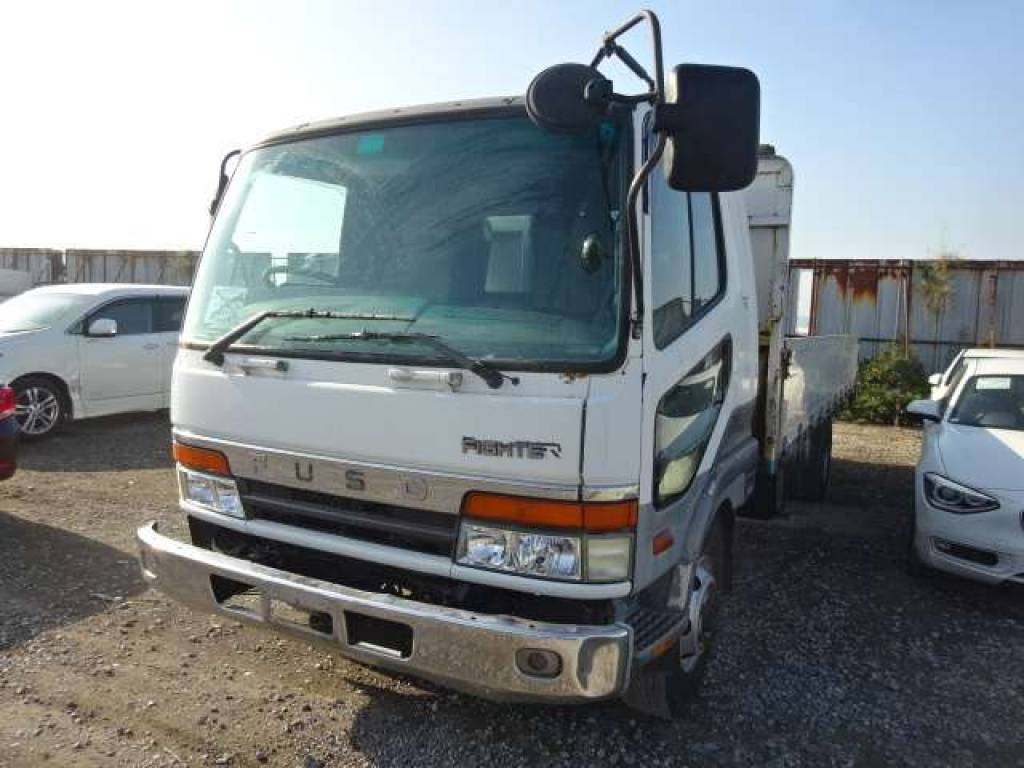 Used 1996 MT Mitsubishi Fuso Fighter FK617J Image[1]