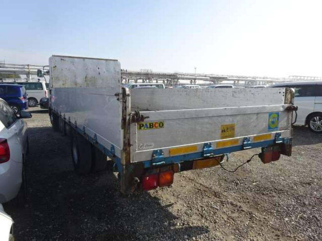 Used 1996 MT Mitsubishi Fuso Fighter FK617J Image[3]