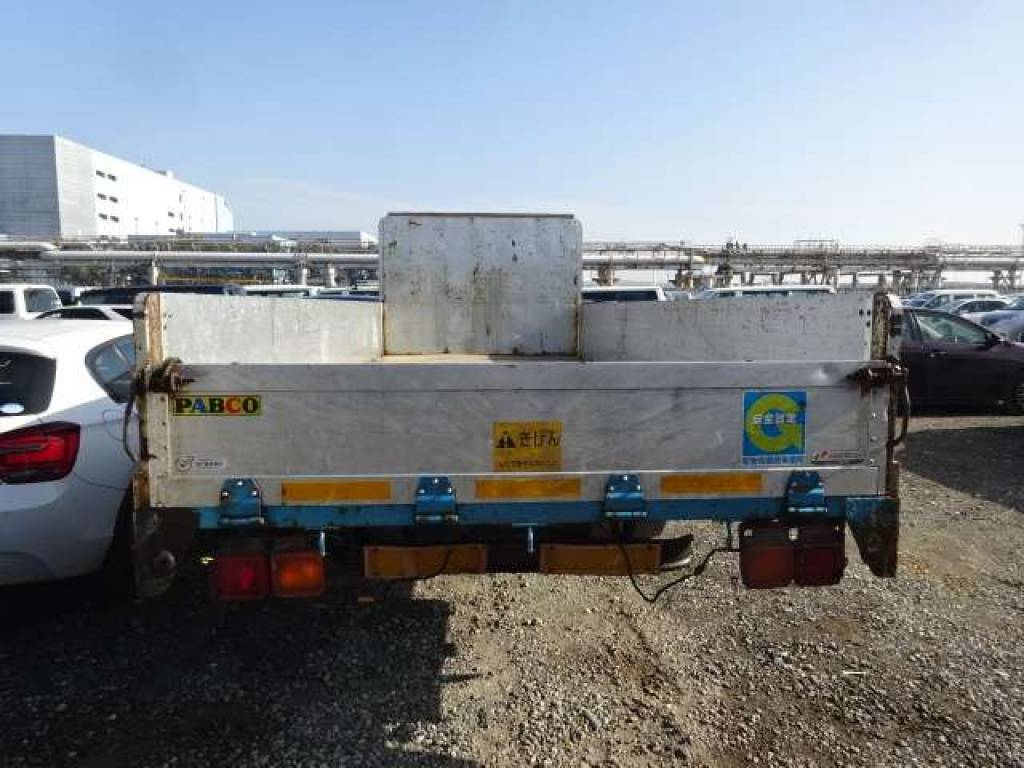 Used 1996 MT Mitsubishi Fuso Fighter FK617J Image[9]