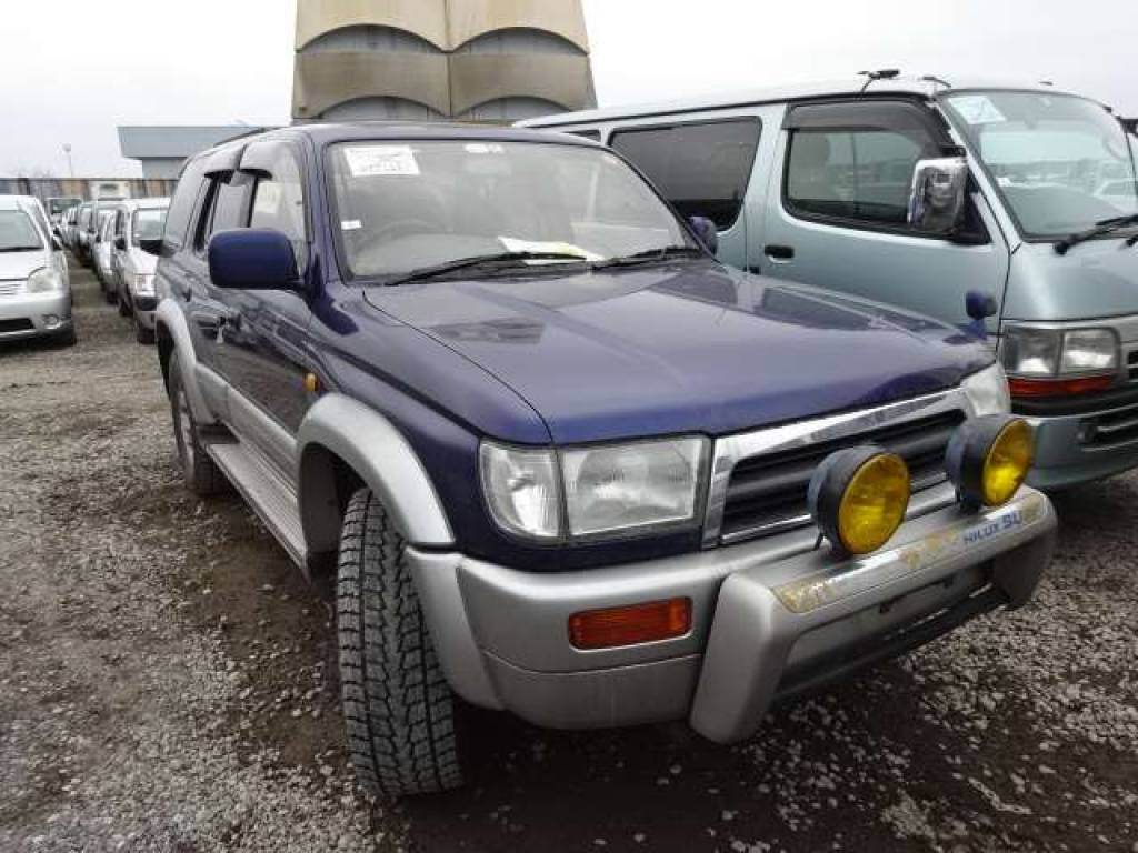 Used 1996 AT Toyota Hilux Surf RZN185