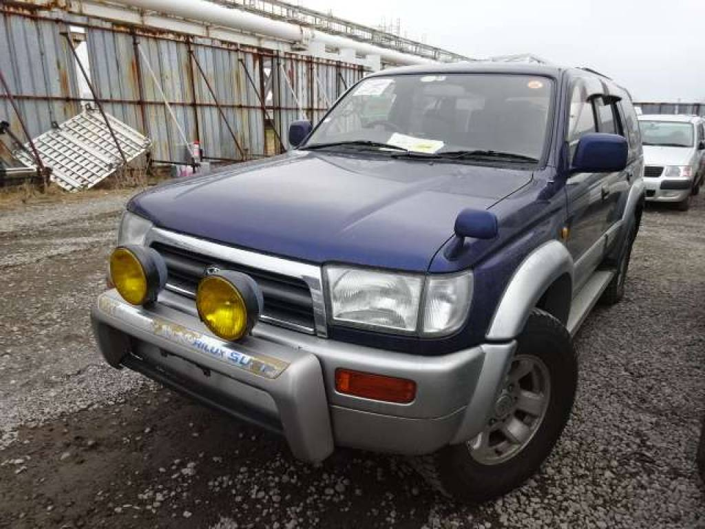 Used 1996 AT Toyota Hilux Surf RZN185 Image[1]