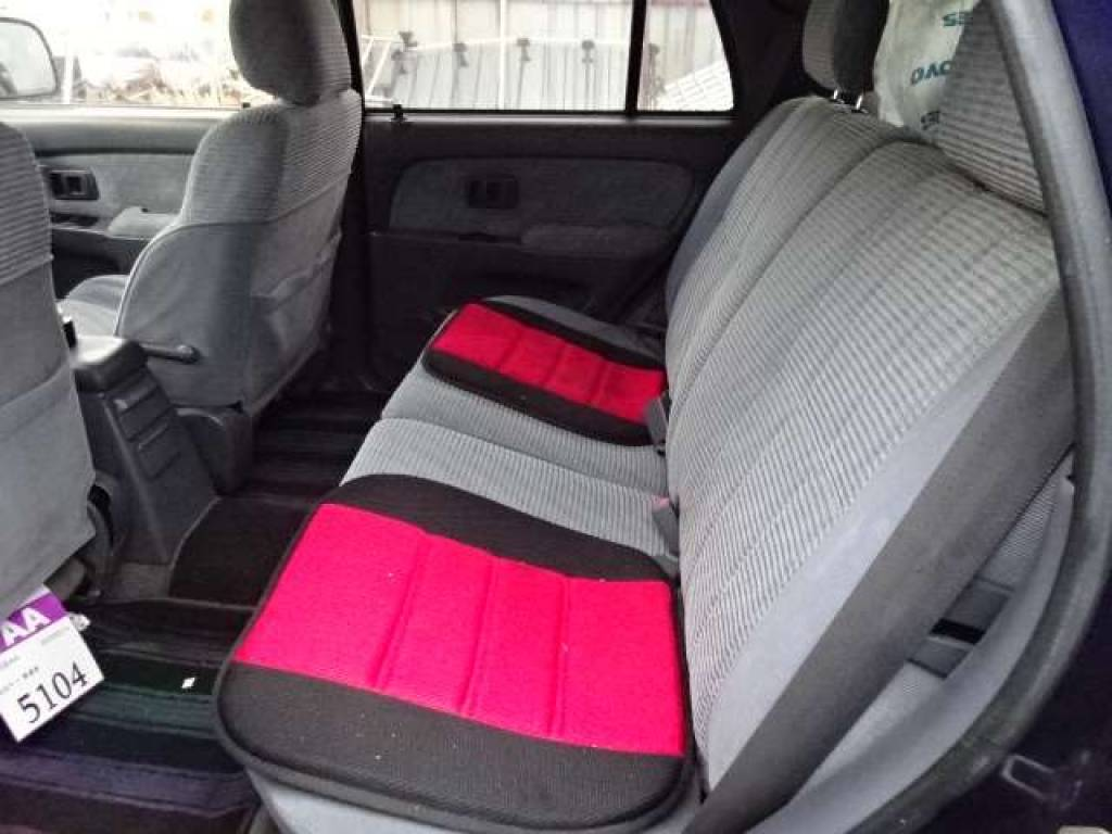 Used 1996 AT Toyota Hilux Surf RZN185 Image[10]