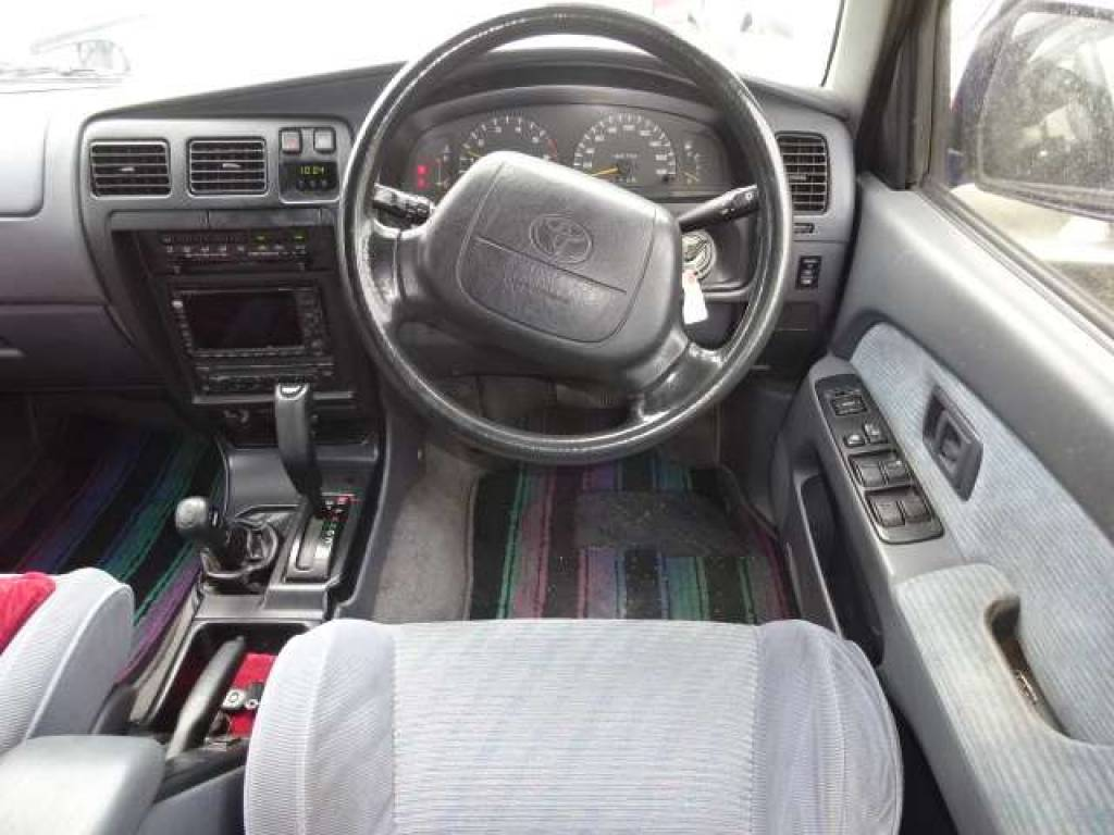Used 1996 AT Toyota Hilux Surf RZN185 Image[11]