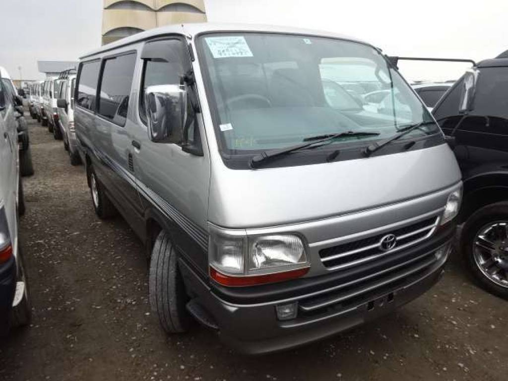 Used 2003 AT Toyota Hiace Van RZH112V