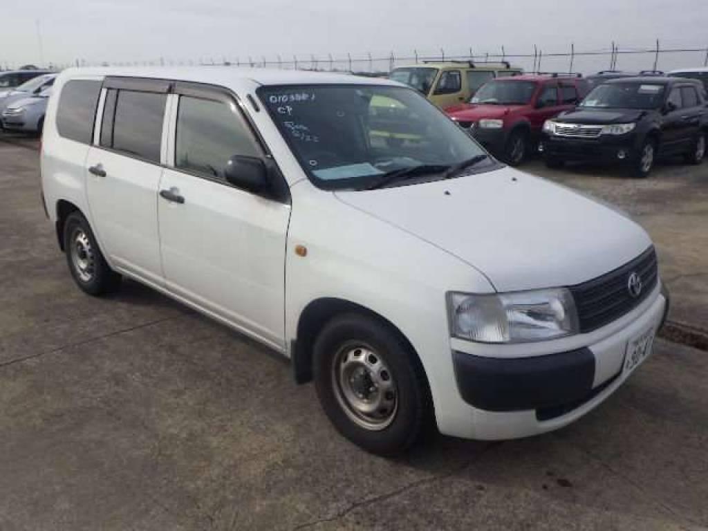 Used 2010 MT Toyota Probox Van NCP50V
