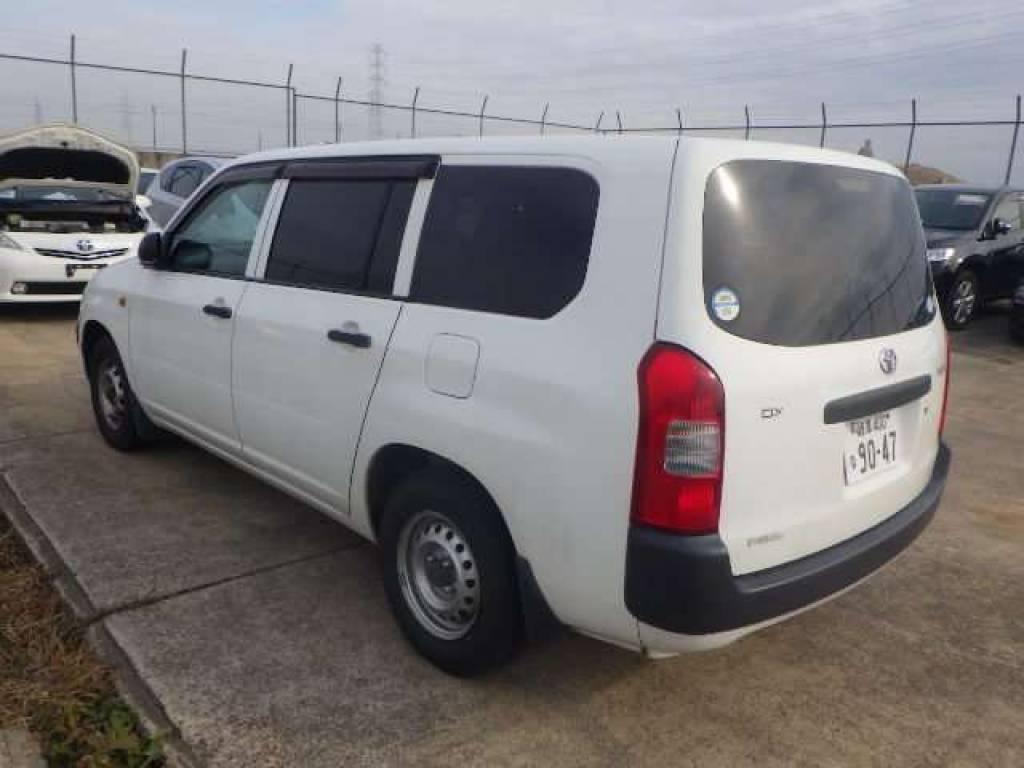 Used 2010 MT Toyota Probox Van NCP50V Image[2]