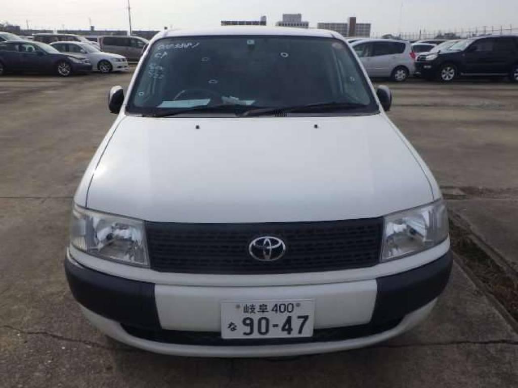 Used 2010 MT Toyota Probox Van NCP50V Image[6]