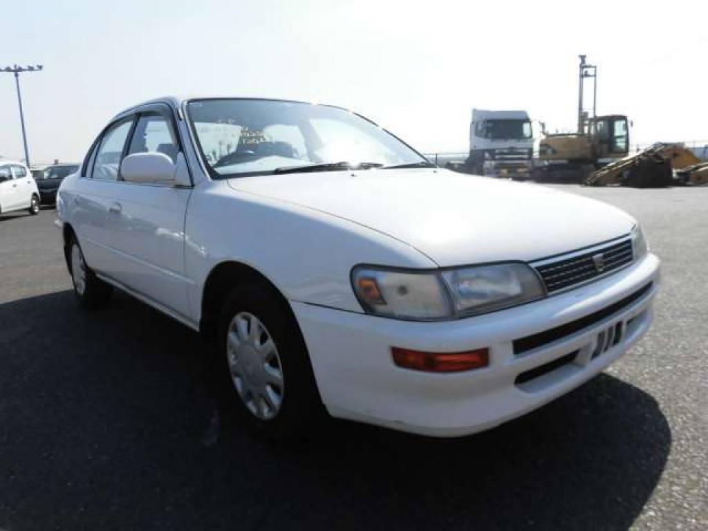 Used 1994 MT Toyota Corolla Sedan AE100