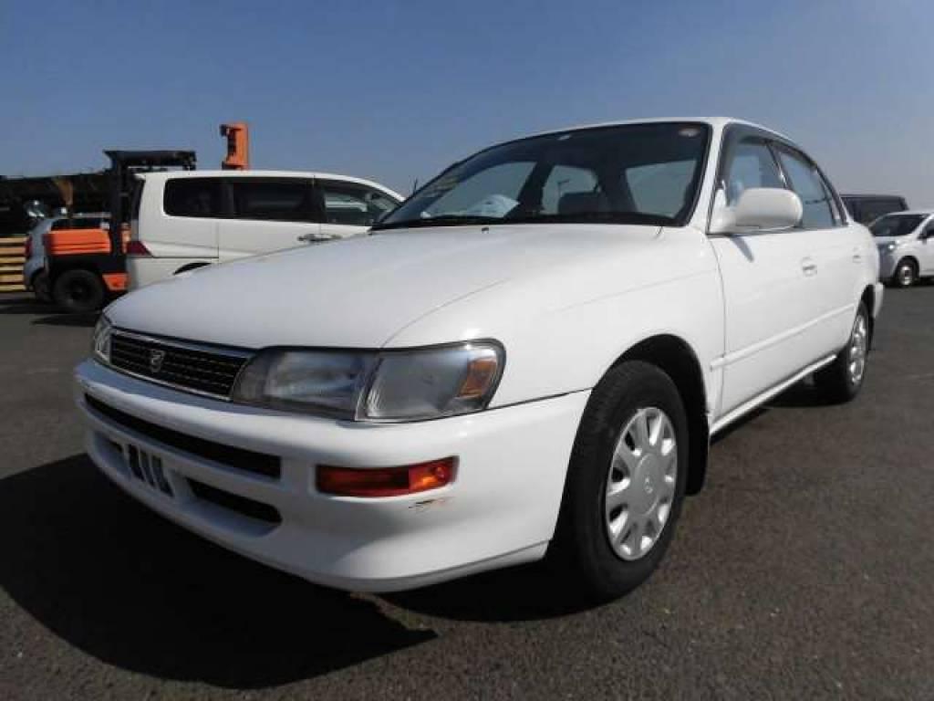 Used 1994 MT Toyota Corolla Sedan AE100 Image[2]