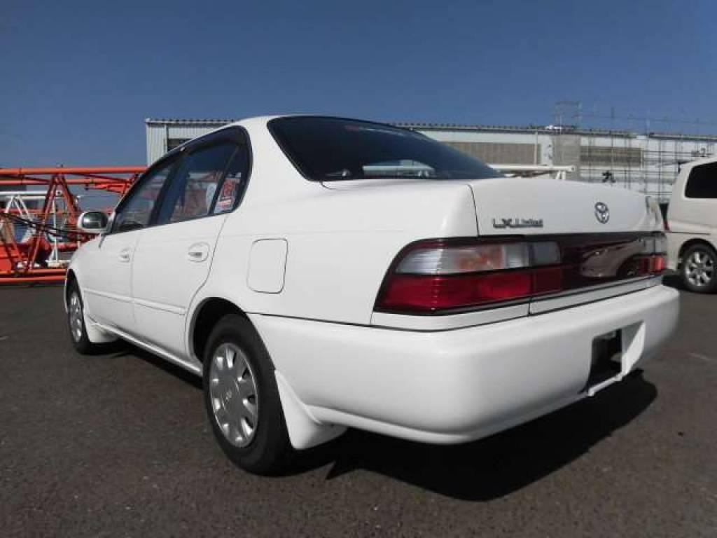 Used 1994 MT Toyota Corolla Sedan AE100 Image[3]