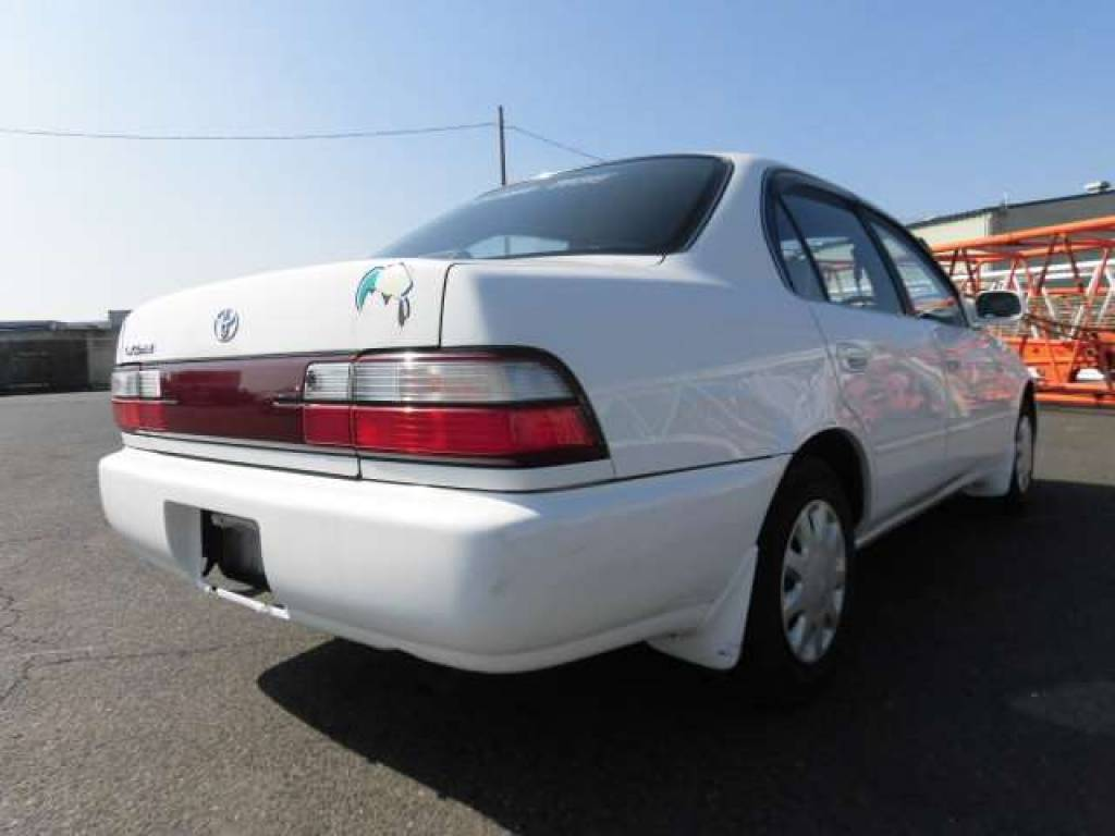 Used 1994 MT Toyota Corolla Sedan AE100 Image[6]