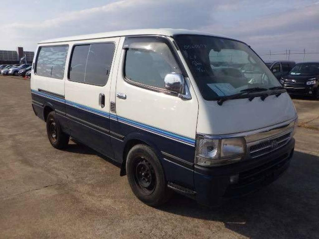 Used 1997 AT Toyota Hiace Van RZH112V