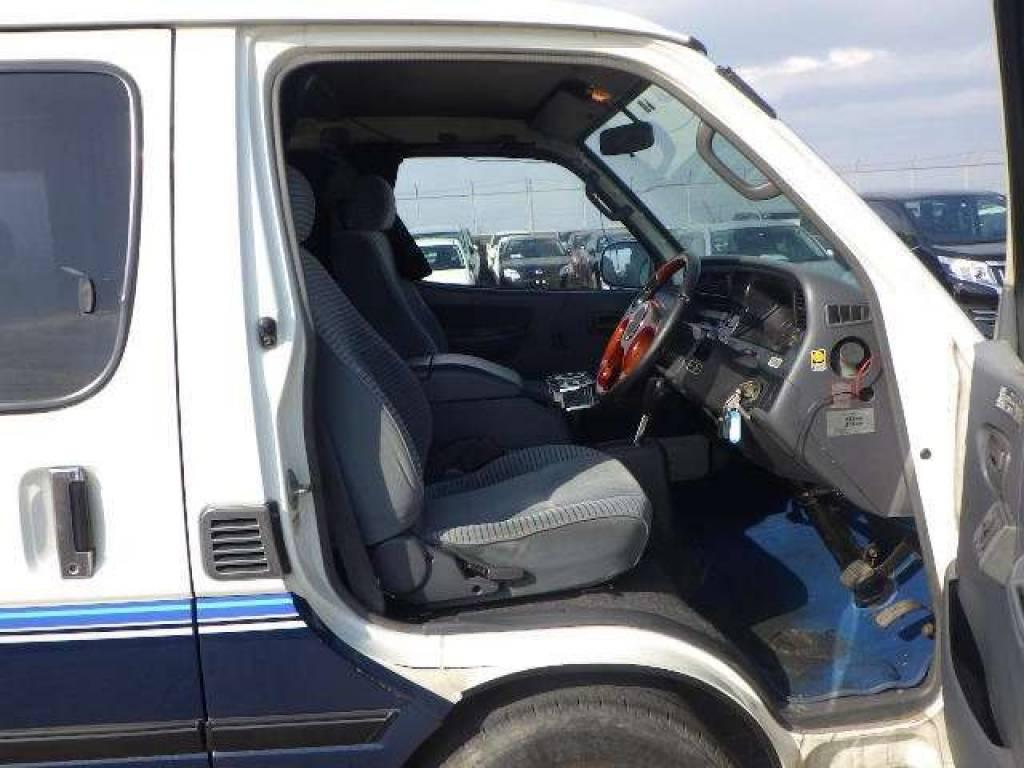 Used 1997 AT Toyota Hiace Van RZH112V Image[9]