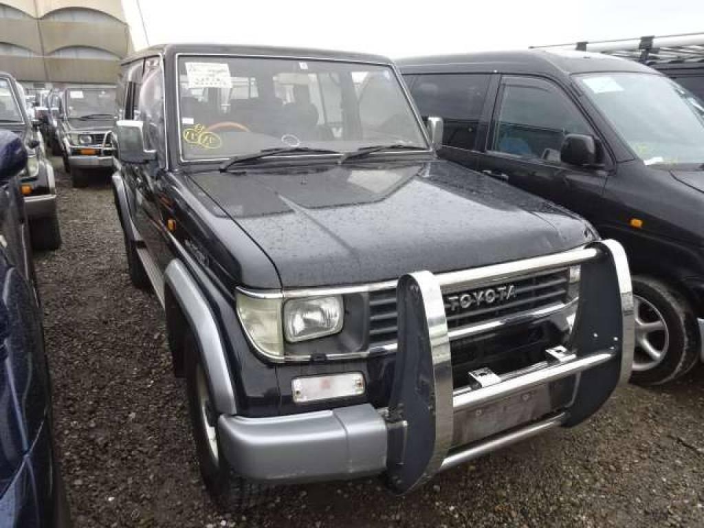 Used 1995 AT Toyota Prado KZJ78W