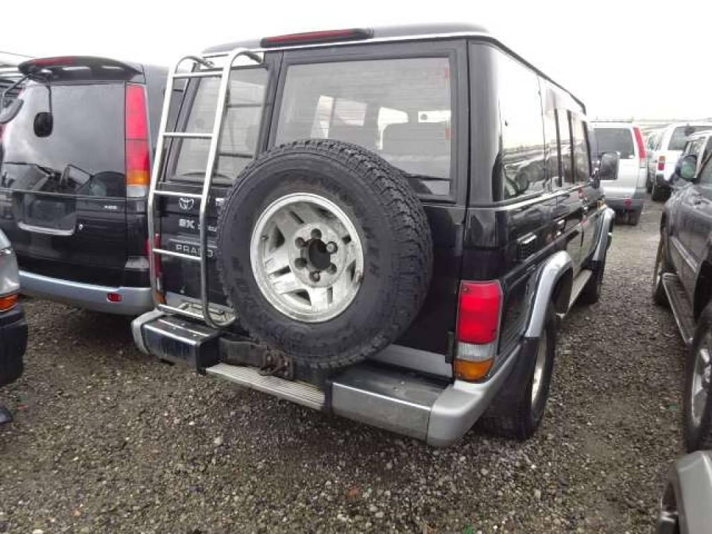 Used 1995 AT Toyota Prado KZJ78W Image[2]