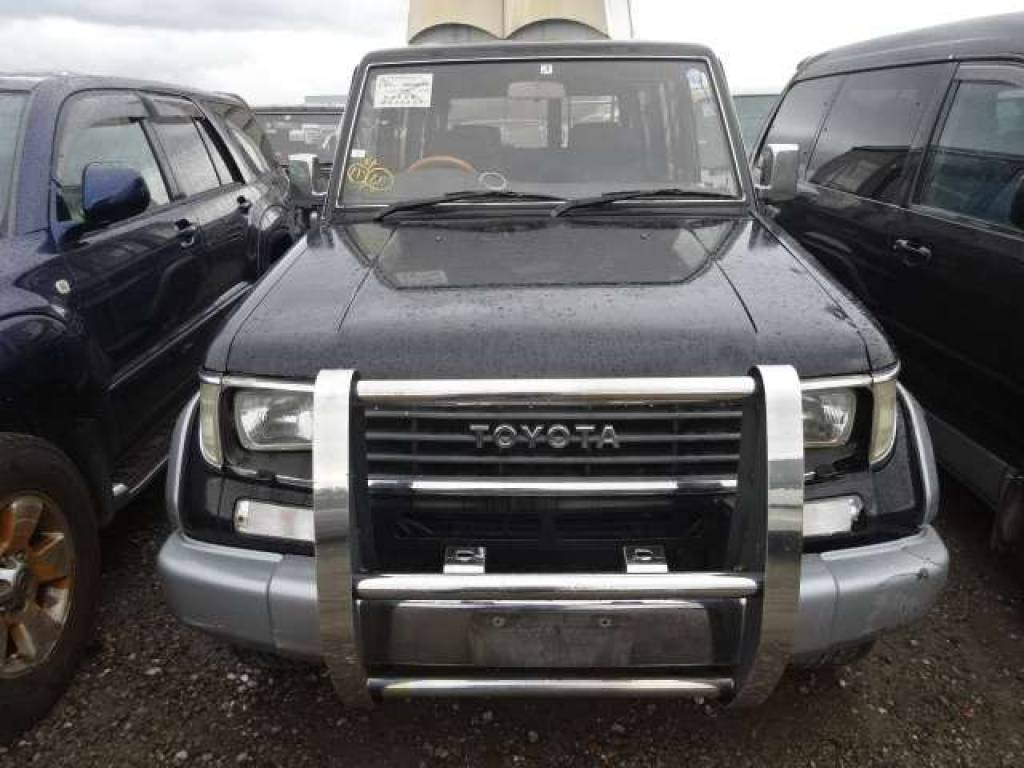 Used 1995 AT Toyota Prado KZJ78W Image[3]