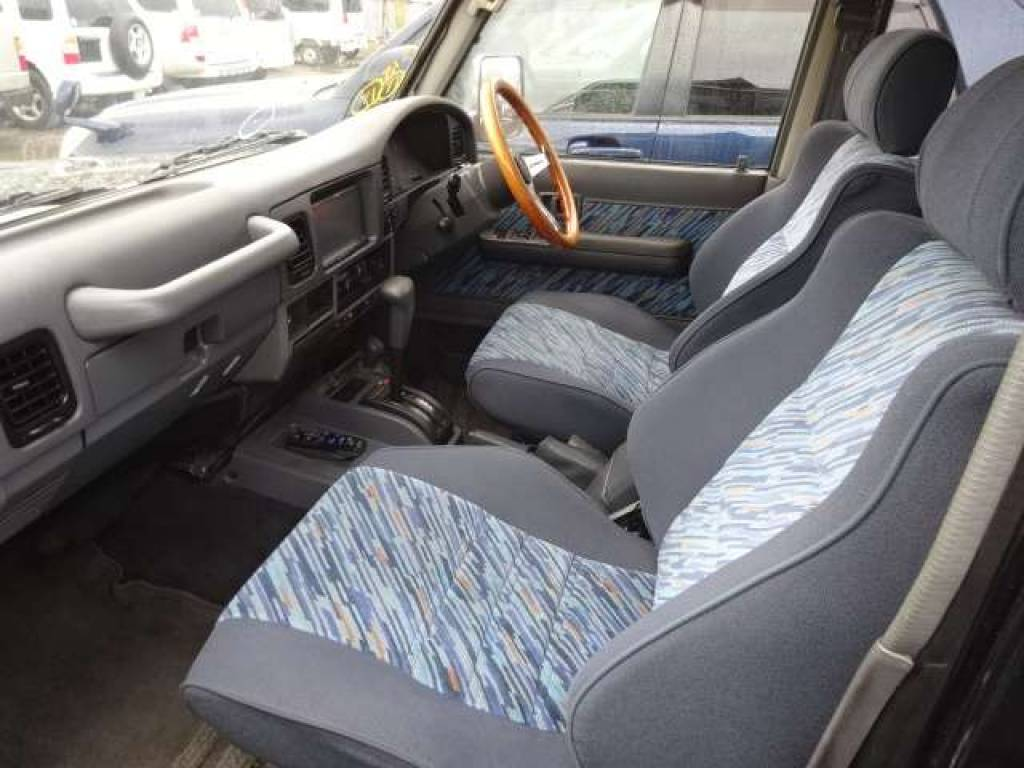 Used 1995 AT Toyota Prado KZJ78W Image[11]