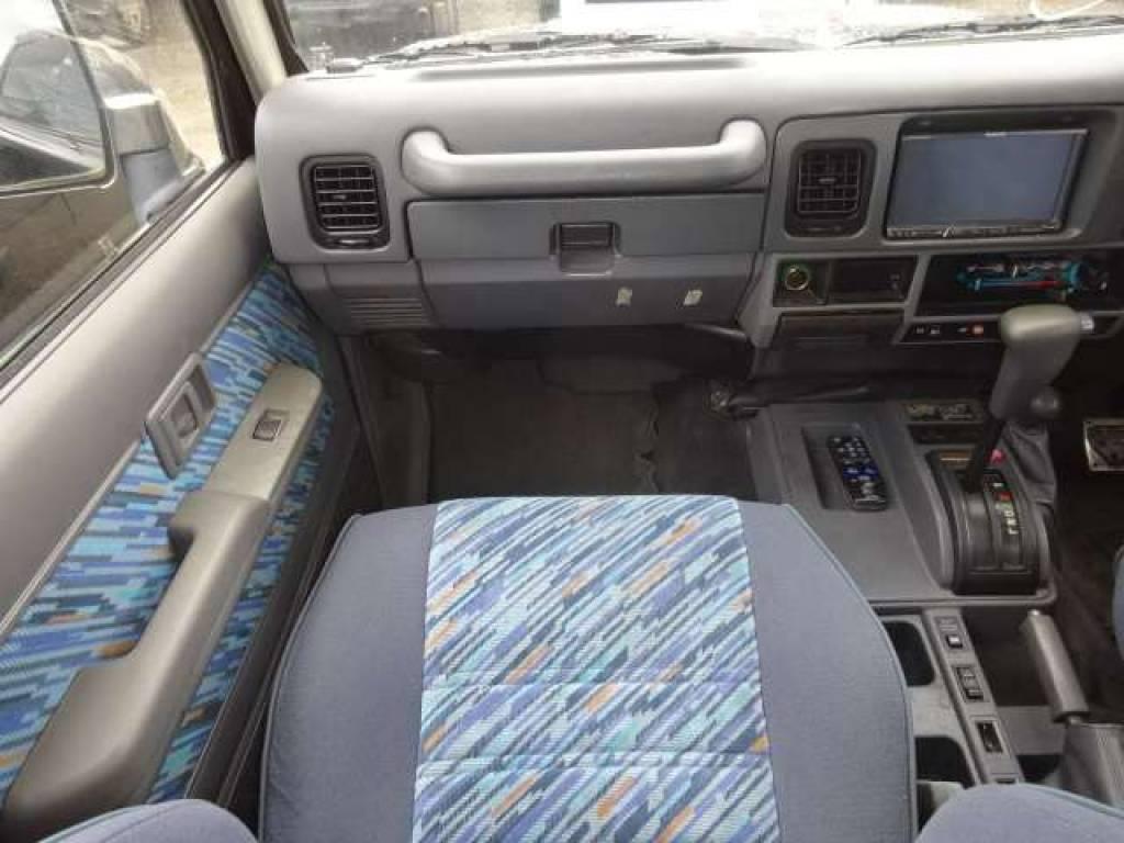 Used 1995 AT Toyota Prado KZJ78W Image[15]