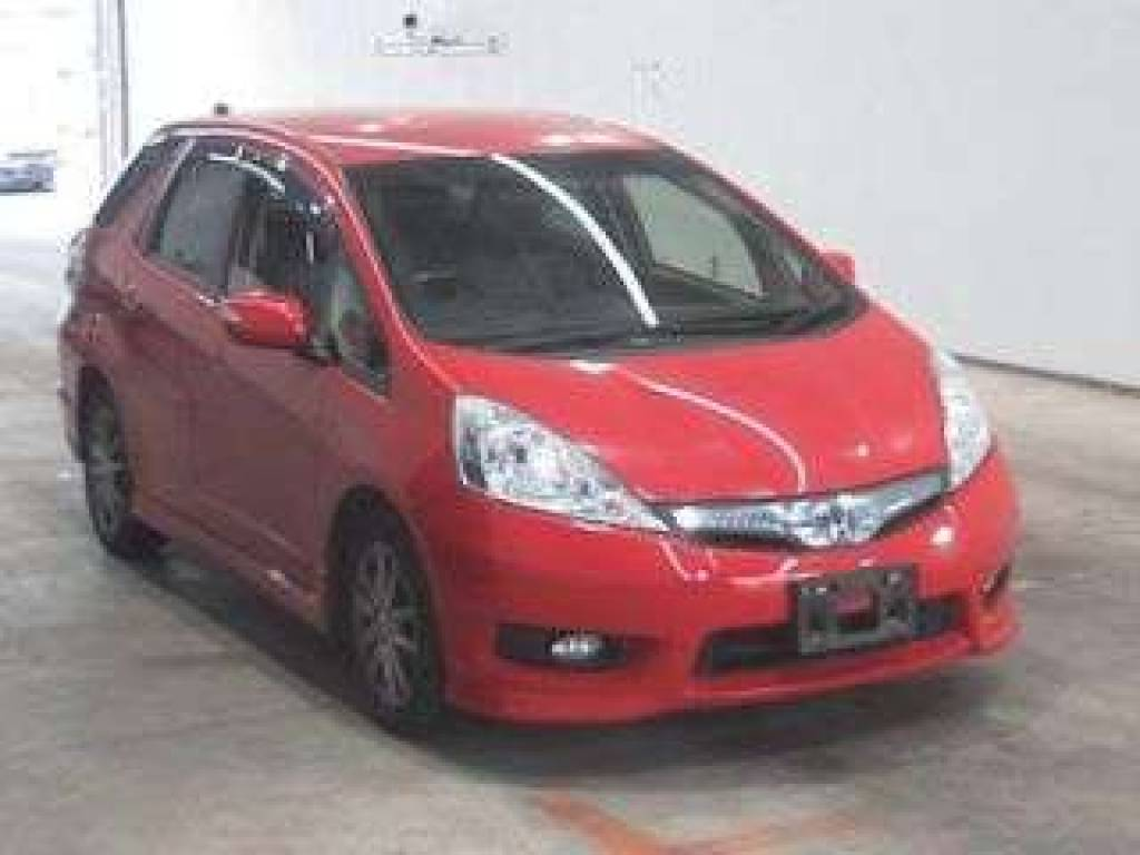 Used 2012 AT Honda Fit Shuttle GP2