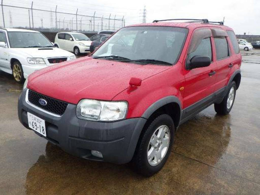 Used 2004 AT Ford Escape EP3WF Image[1]
