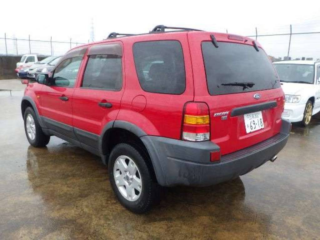 Used 2004 AT Ford Escape EP3WF Image[2]