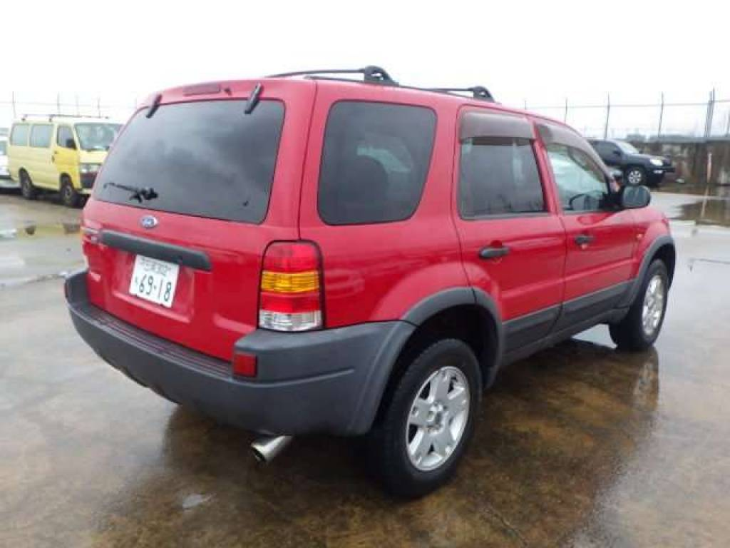 Used 2004 AT Ford Escape EP3WF Image[3]