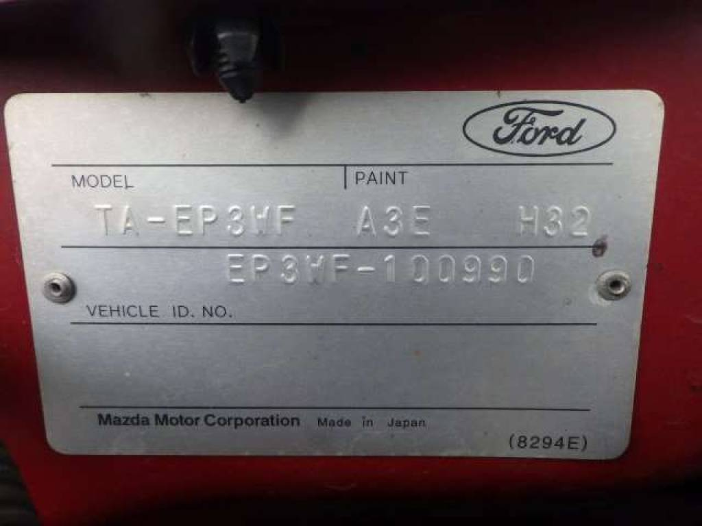Used 2004 AT Ford Escape EP3WF Image[7]