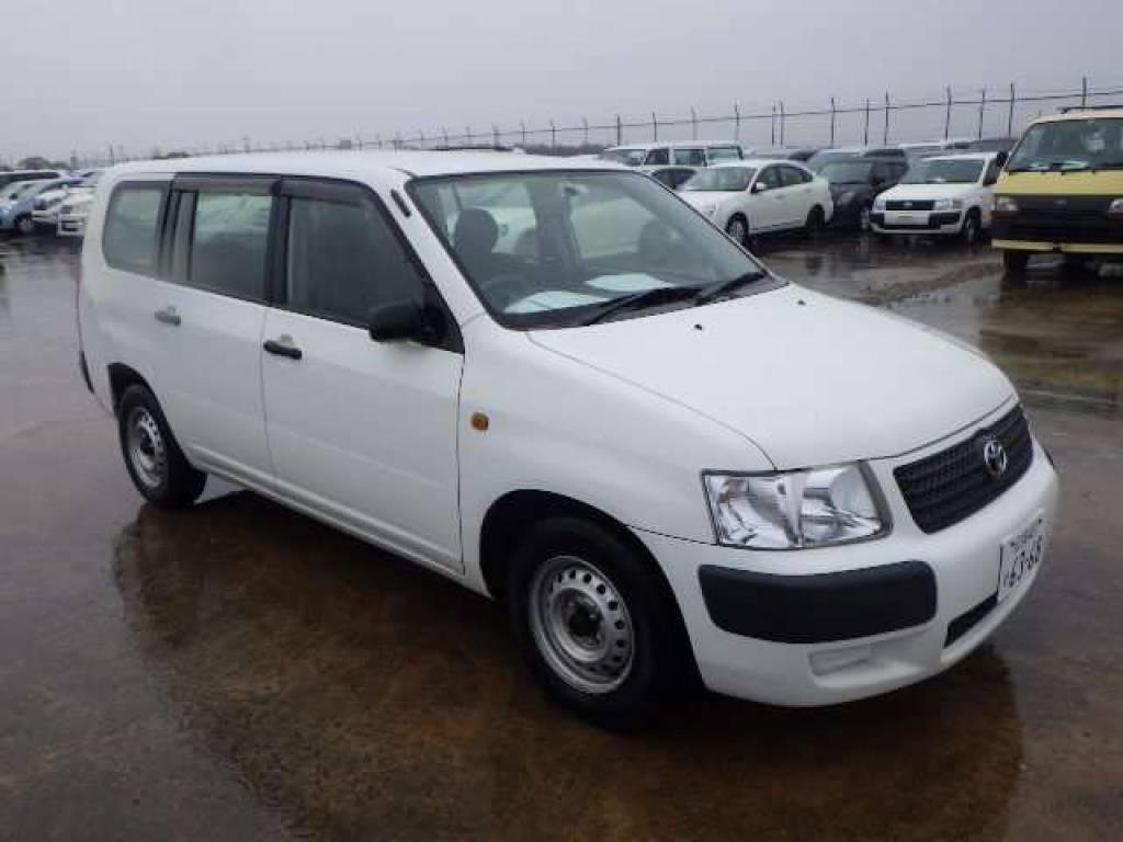 Used 2010 AT Toyota Succeed Van NCP51V