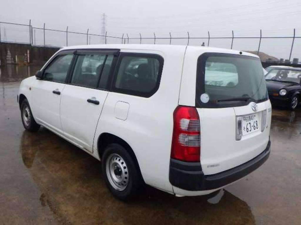 Used 2010 AT Toyota Succeed Van NCP51V Image[3]