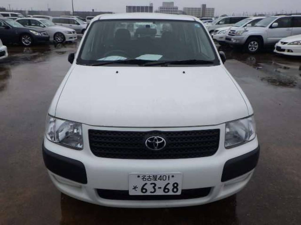 Used 2010 AT Toyota Succeed Van NCP51V Image[4]