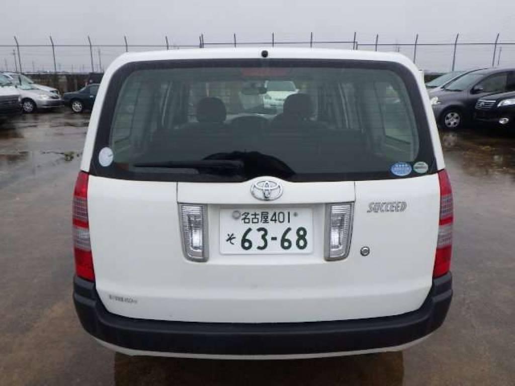 Used 2010 AT Toyota Succeed Van NCP51V Image[5]