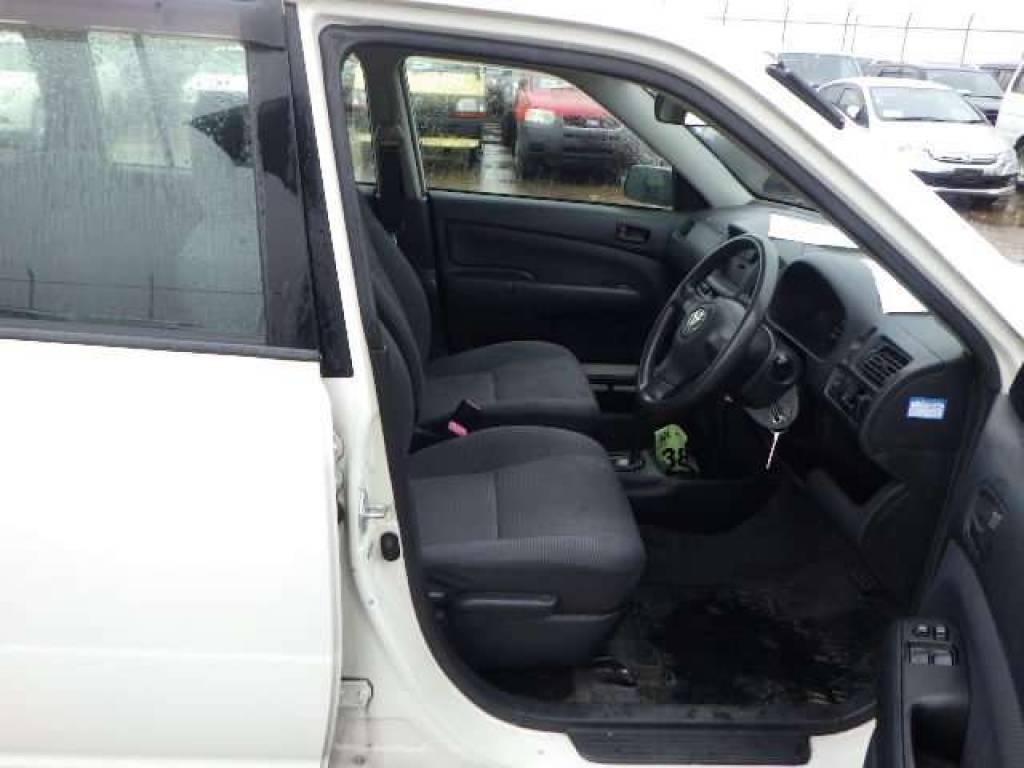 Used 2010 AT Toyota Succeed Van NCP51V Image[9]
