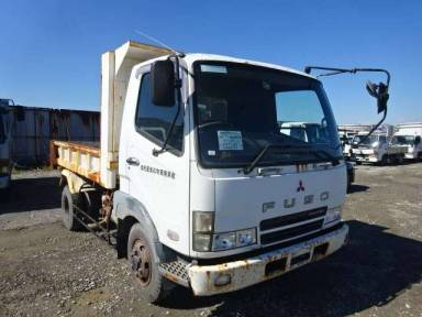 Mitsubishi Fuso Fighter 2004 from Japan