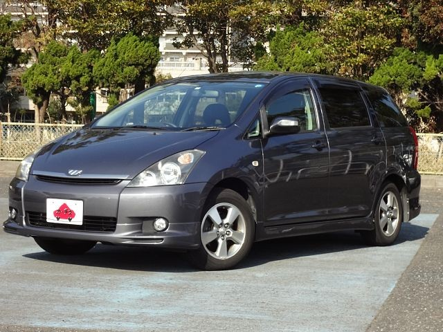 Used 2005 AT Toyota Wish CBA-ZNE10G