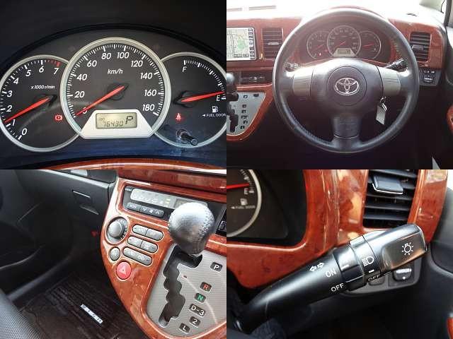 Used 2005 AT Toyota Wish CBA-ZNE10G Image[4]