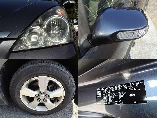 Used 2005 AT Toyota Wish CBA-ZNE10G Image[6]