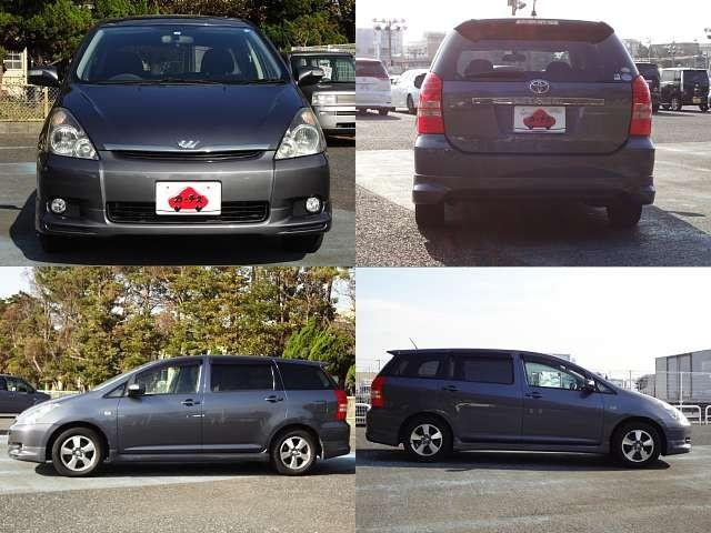 Used 2005 AT Toyota Wish CBA-ZNE10G Image[8]
