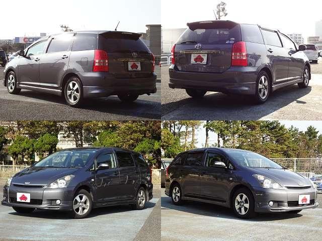 Used 2005 AT Toyota Wish CBA-ZNE10G Image[9]