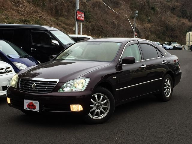 Used 2003 AT Toyota Crown UA-GRS183