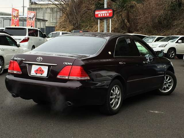 Used 2003 AT Toyota Crown UA-GRS183 Image[2]