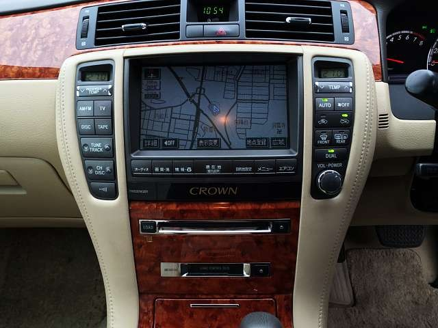 Used 2003 AT Toyota Crown UA-GRS183 Image[9]
