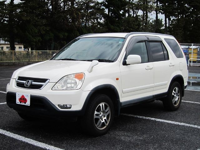 Used 2001 AT Honda CR-V LA-RD4