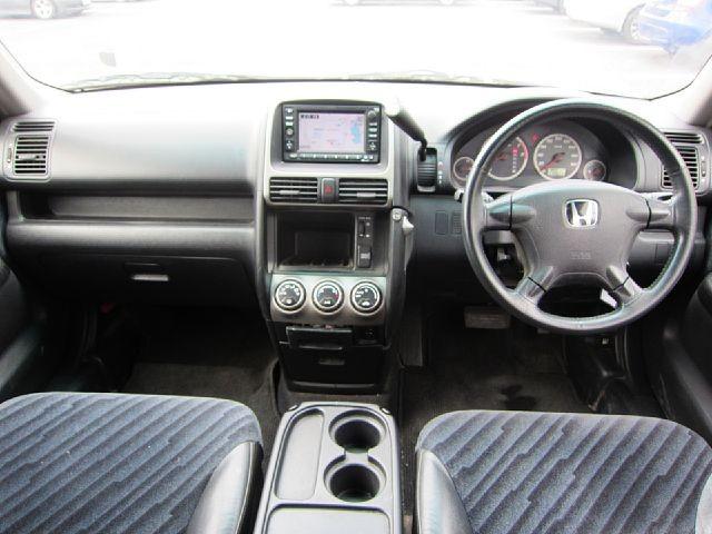 Used 2001 AT Honda CR-V LA-RD4 Image[1]