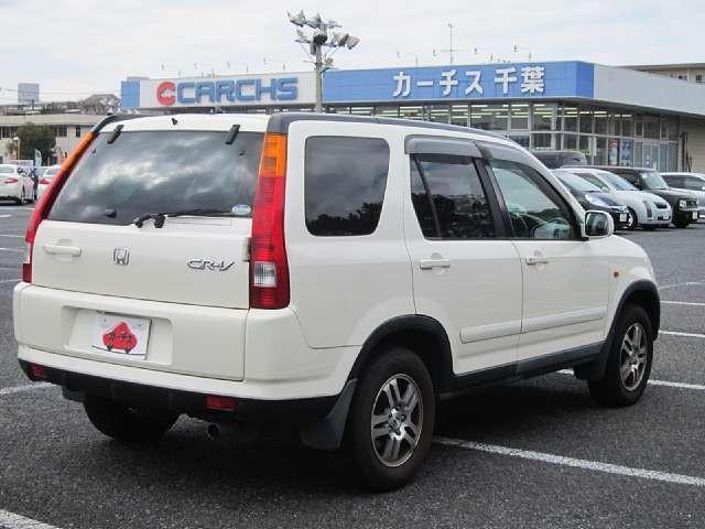 Used 2001 AT Honda CR-V LA-RD4 Image[2]